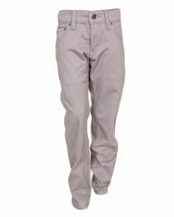 Alladin-Grey Boys Slim Pants Grey 12