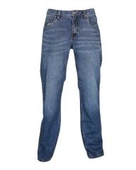 Alladin-Light Blue Men's Regular Fit Jeans Light Blue 42