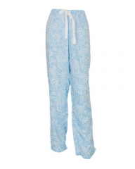 Alladin-Blue Tile Sleep Wear Pajamas Blue Tile S