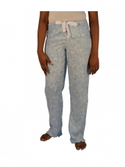 Alladin-Hottest Blue Tile Pajamas