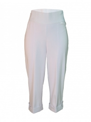 Alladin-White- Ladies Slims white 3