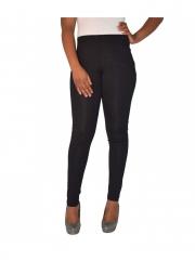 Alladin-Black Basic Leggings black s