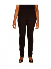 Alladin-Black Ponte Leggings black m