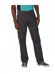 Alladin-Straight Fit Mens Pants dark grey 30