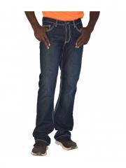 Alladin-Straight Fit Mens Pants dark blue 40