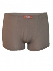 Alladin-Khaki Boxer Shorts brown s
