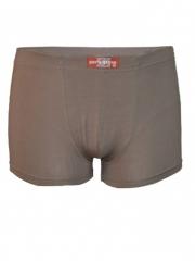 Alladin-Khaki Boxer Shorts brown m