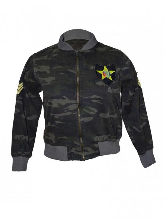 Camoprint Fashionable Ladies Jacket Camo m