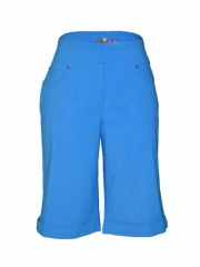 Alladin-Blue Womens Shorts blue 14