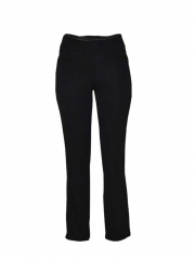 Alladin-Black Classic Pull On Pant black s