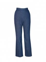 Alladin-Dark Blue Womens Pull On Pant dark blue 8