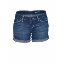 Alladin-Blue Ladies Shorty Shorts blue 5