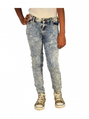 Alladin-Skinny Pants Indigo 10