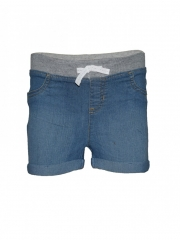Blue Denim Kids Short blue denim 12m