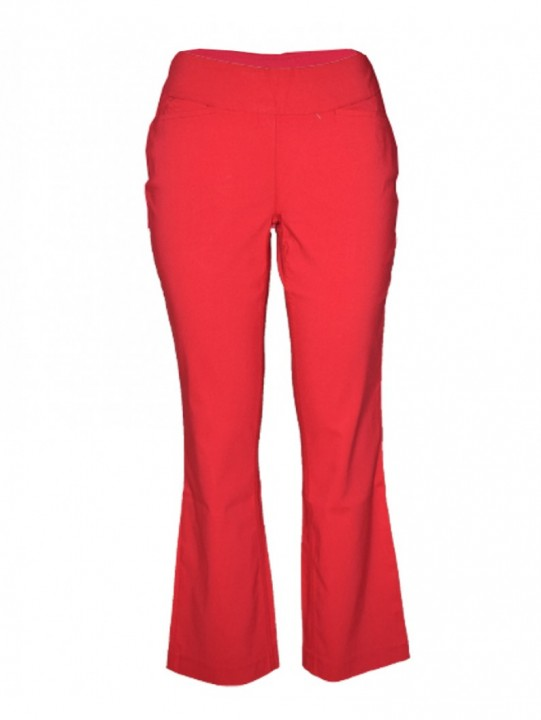 Red Womens Pants red 28