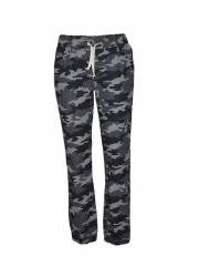 Alladin-Grey Camo Jogger Pants grey s