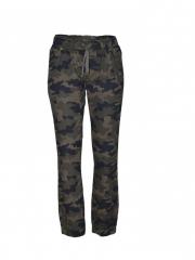 Alladin-Green Camo Jogger Pants green xxxl