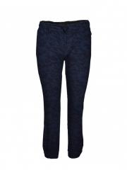 Alladin-Blue Camo Jogger Pants blue s