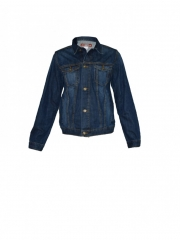 Alladin-Dark Blue Boys Denim Jacket dark blue l