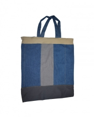 Alladin-Medium Grocery/Shopping Bag multicolored 19.5 by 17