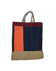 Alladin-Medium Grocery/Shopping Bag multicolored 20 by 16.5