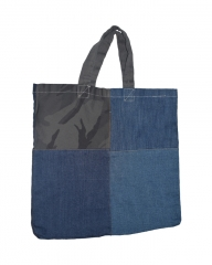 Alladin-Medium Grocery/Shopping Bag multicolored 15 by 15.5