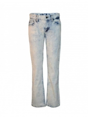 Alladin-Bleached Blue Boys Denim pant bleach blue 8