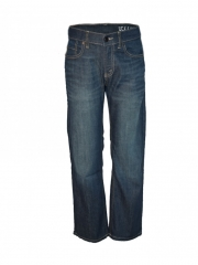Alladin-Blue Denim Straight Fit Boys Pants blue 8R