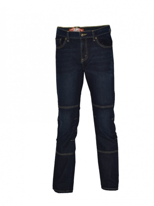 Alladin-Dark Blue Mens Denim Pants dark blue 26