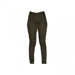 Alladin-Jungle Green Women's Skinny Pants Jungle green 6