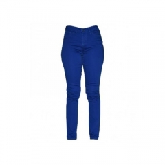 Alladin-Royal Blue Women's Skinny Pants royal blue 8