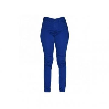 Royal Blue Women's Skinny Pants royal blue 14