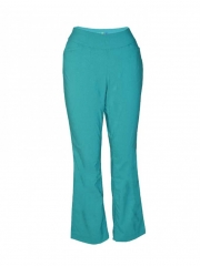 Alladin-Green Womens Pull On Pan green 10