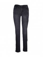 Alladin-Black womens Skinny Pants black 26