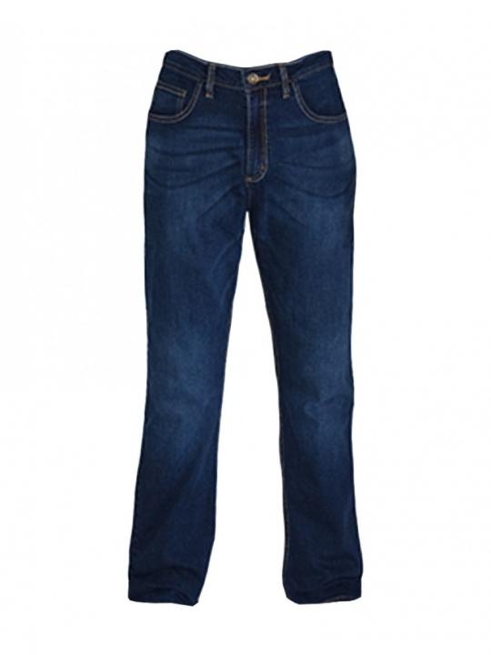 Alladin-Dark Blue Mens Denim Pants dark blue 32
