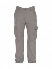 Grey Mens Cargo Pants grey 30