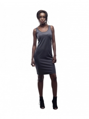 Alladin-Grey Womens Dress grey s