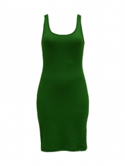 Alladin-Green Womens Dress l green