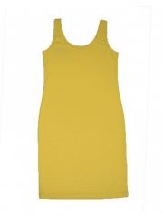 Alladin-Yellow Womens Dress yellow s