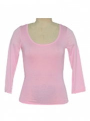 Alladin-Pink Womens Top pink s