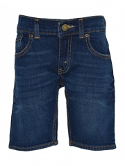 Alladin-Blue Kids Denim Shorts blue denim 3