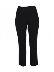 Alladin-Straight Leg Pull On Classic Pant black 34