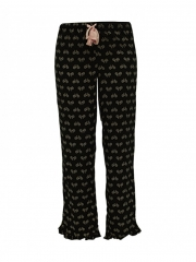 Alladin-Black Womens Pajama black s