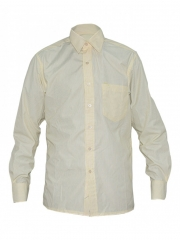 Alladin-Yellow Stripped Mens Shirt yellow stripped 36