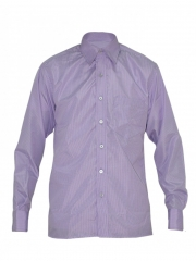 Alladin-Purple Checked Mens Shirt purple checked 36