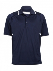 Alladin-Classic Navy Eye-Catching Polo T-Shirt classic navy xl