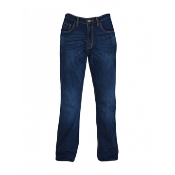 Alladin-Dark Blue Mens Denim Pants dark blue 38