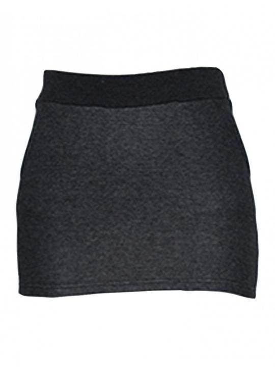 Alladin- Grey Womens Skirt grey f/s