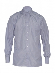 Alladin-Purple Stripped Mens Shirt purple stripped 36