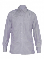 Alladin- Purple Stripped Mens Shirt purple stripped 36